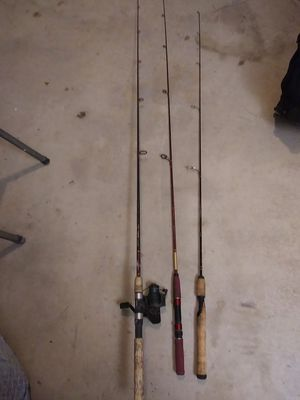 fishing rods..quality graphite in Peoria AZ for Sale in Flagstaff, AZ