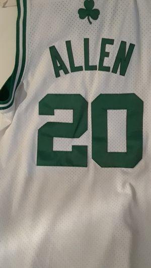 Ray Allen #20 Boston Celtics Jersey for Sale in Houston, TX