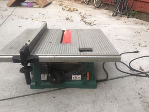 Makita Table saw for Sale in Mountain View, CA
