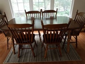 Table and 6 chairs for Sale in Purcellville, VA
