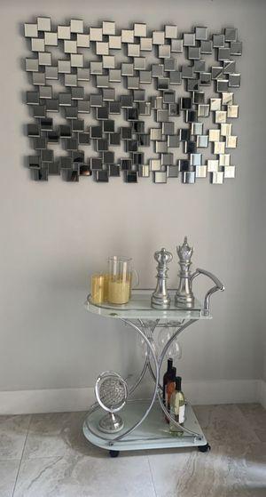 Modern wall mirror for Sale in Hialeah, FL