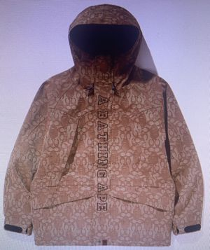 Bape coach snowboard jacket xxl for Sale in San Diego, CA