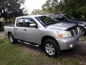 2004 Nissan titan 4x4 for Sale in Tampa, FL