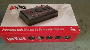 Dbx gorack audio processor for Sale in Garden Grove, CA