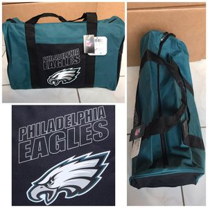 New with tags! Philadelphia Eagles Gym Duffle Bag for Sale in Miami Gardens, FL