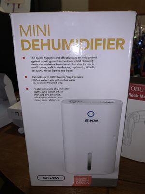 Mini Dehumidifier Sevon for Sale in Stuart, FL
