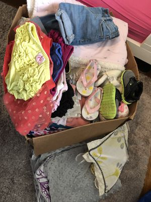 Baby girl clothes for Sale in Everett, WA
