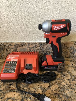 Milwaukee M18 Brushless Impact Driver for Sale in Lodi, CA