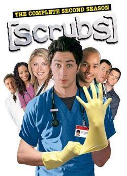 Scrubs season 2 dvd for Sale in Rancho Cordova, CA