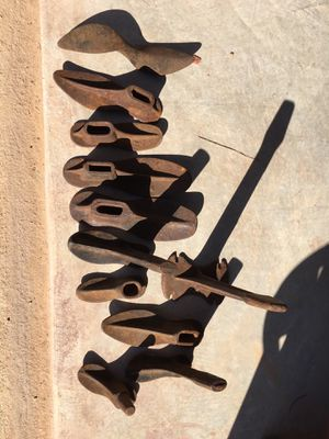 Antique cobbler tools for Sale in Gulfport, MS