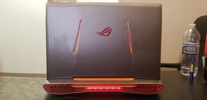 Asus ROG 64Gb ram Gaming laptop for Sale in Fairfax, VA