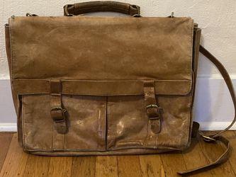 Vintage Leather Messenger Bag for Sale in Portland,  OR