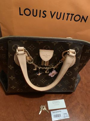 Louis Vuitton Rivoli Bag with Charms for Sale in Woodmere, NY