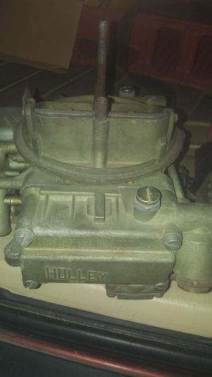 Holey carb for Sale in Fort Worth, TX