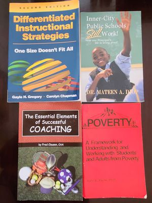 Set of Education-based books for Sale in San Antonio, TX