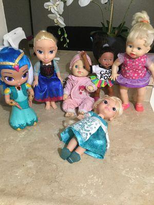 Dolls for Sale in Hayward, CA