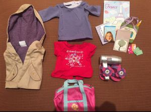 American Girl doll clothes and accessories for Sale in Milpitas, CA