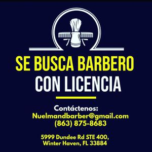 Barbero for Sale in Haines City, FL