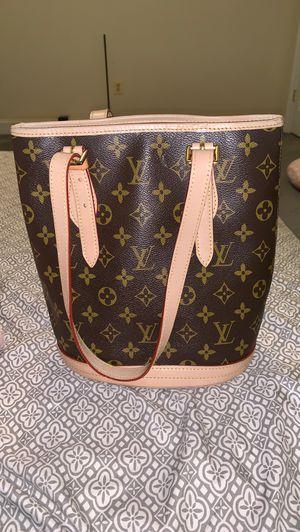 Louis Vuitton bucket bag for Sale in Manassas, VA