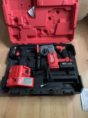 Hammer drill Milwaukee M18 FUEL for Sale in Sterling, VA