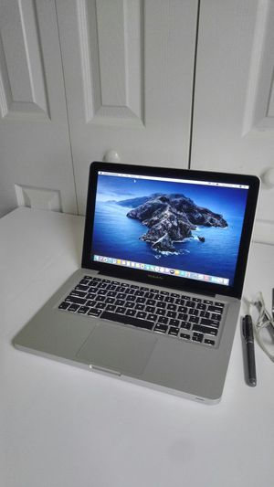 """🌠 Apple MacBook Pro, """"Core i5 """" / 500 GB Hard drive / 8 GB Memory / macOS Catalina 10.15 / year 2012 for Sale in Homestead, FL"""