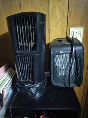 Fan and heater for Sale in Auburndale, FL