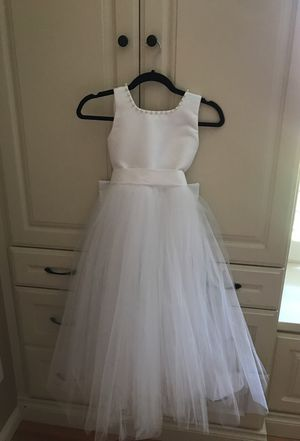 Flower girl dress 💞size 6 for Sale in Happy Valley, OR