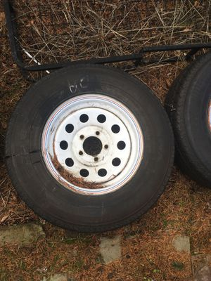 Heavy Duty Trailer/towing tires for Sale in Portland, OR