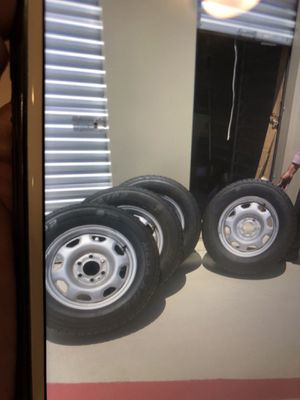 Ford F-150 Tires and Rims for Sale in Round Rock, TX