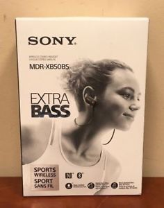 Sony Bluetooth Extra Bass Headphones great for sports for Sale in Irving, TX