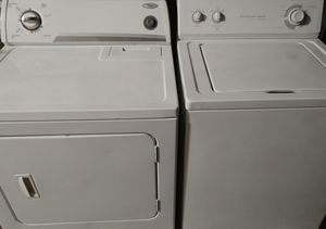 WASHER AND DRYER WILL DELIVER AND HOOK UP for Sale in Reynoldsburg, OH