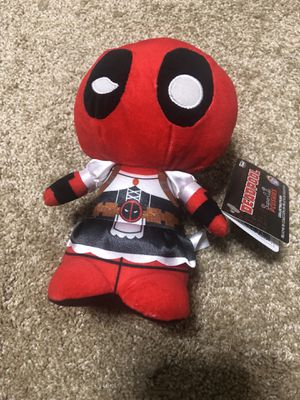 Deadpool Funko Marvel Super Cute Plushies Maid Plush Figure BRAND NEW!! for Sale in Los Angeles, CA