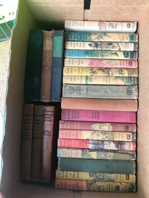 Vintage book lot for Sale in Middletown, CT