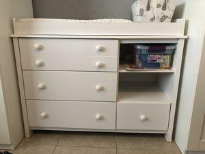 Changing table / dresser for Sale in Key Biscayne, FL