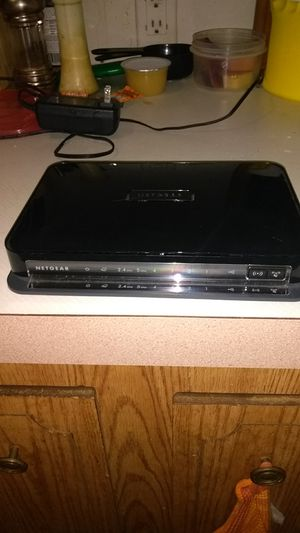 Netgear WNDR3700v3 router for Sale in Newburgh, IN