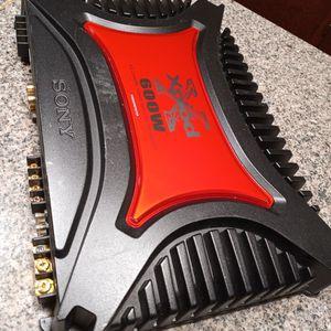 Sony Amplifier for Sale in Los Angeles, CA