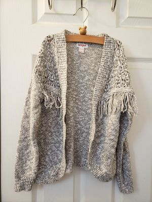 Cute Knit cardigan sz. 7/8 for Sale in Irvine, CA