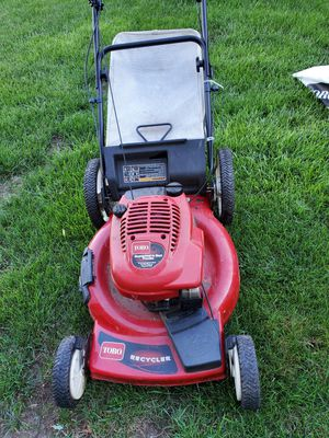 Toro brand 6.25 hp. self propelled lawn mower for Sale in Plainfield, IL