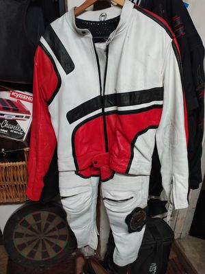 Motorcycle riding suit Size XL for Sale in Oceano, CA