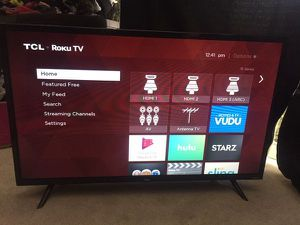 32-inch TCL Roku TV for Sale in Marysville, WA