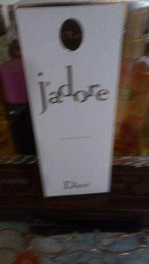 J'adore eau de parfum 3.4 fragrance spray for Sale in Bristol, PA