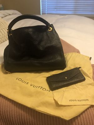 Louis Vuitton band bag and wallet! for Sale in Corona, CA