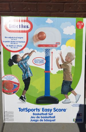 Little tikes kids basketball hoop for Sale in Aurora, CO
