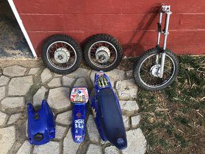 2000 ttr 90 parts for Sale in Rockville, MD