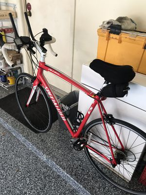 Specialized 58 Triathlon Bike for Sale in Houston, TX