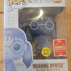 Moaning Myrtle Sdcc Harry Potter Funko Pop for Sale in Los Angeles, CA
