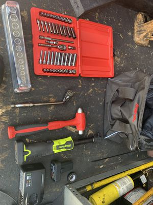 Various snap on tools. All brand new! Make offer for Sale in Stockton, CA