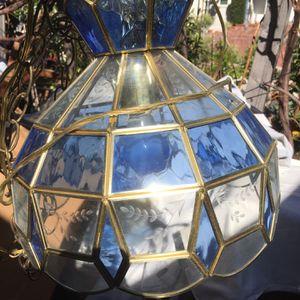 Beautiful Vintage Hanging Lamp for Sale in La Crescenta-Montrose, CA
