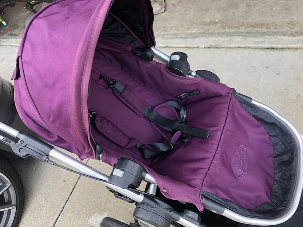 Baby Jogger City Select Stroller (w/extras)