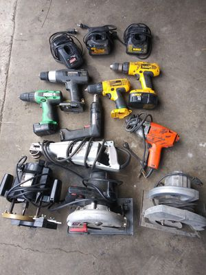 Power tools for Sale in Spanaway, WA